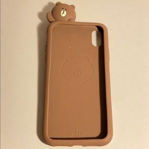 Brown case